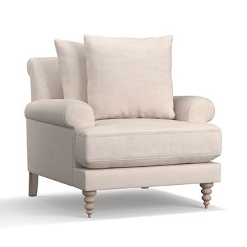 Amalie Upholstered Armchair