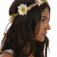 Daisy Rope Headband