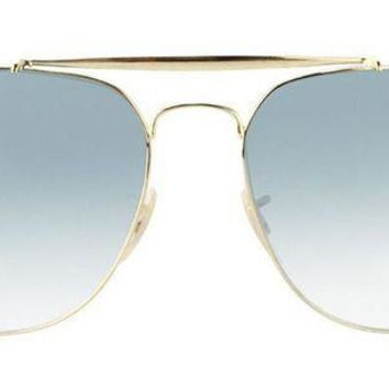 LMF8UH Ray Ban - RB3561 Gold - Blue Style: RB3561