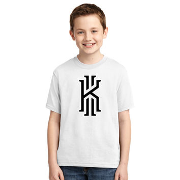 Kyrie Irving Logo Youth T-shirt