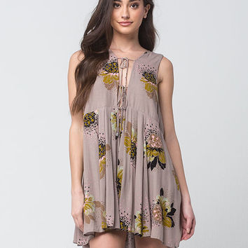 FREE PEOPLE Lovely Day Tunic Dress | Short Dresses