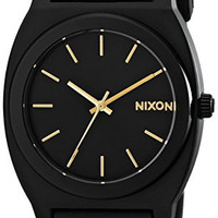 Nixon Women's A119-1881-00 Time Teller P Analog Display Watch