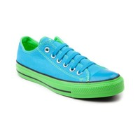 Converse All Star Lo Athletic Shoe, Blue Green, at Journeys Shoes