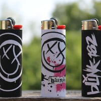 Blink-182 Full Size Lighters