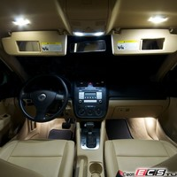 Volkswagen Jetta V 2.5 Lighting Interior - JETTAVLED - Master LED Interior Lighting Kit - ES#2215278