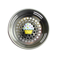 Water Plug, Sink Strainer, Kitchen Gifts, Cupcake Fanatic, Cupcake Item, Cupcake Decor, Cupcake Kitchen, Water Drain, Sink Drain, Housewares