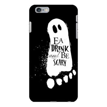 eat drink and be scary iPhone 6 Plus/6s Plus Case