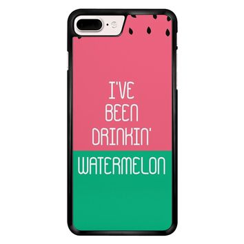 Beyonce I Ve Been Drinkin Watermelon iPhone 7 Plus Case