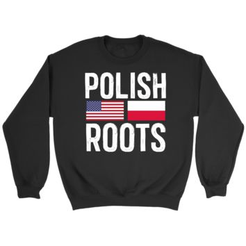 Polish American Roots Sweatshirt