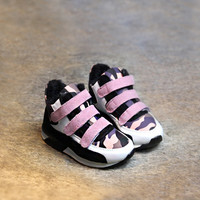 Hot Sale On Sale Casual Hot Deal Comfort Winter Children Shoes Korean Camouflage Velcro Stylish Sneakers [4919279812]