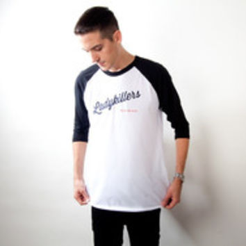 LADY KILLERS BASEBALL TEE