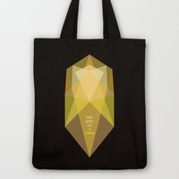 Shine bright like a diamond  Tote Bag by Kanika Mathur | Society6