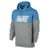 The Nike Club Speed Graphic Full-Zip Men's Hoodie.