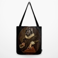 baroque darth Tote Bag by Startistunknown | Society6