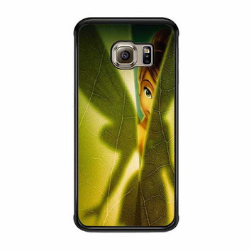 tinkerbell green leave samsung galaxy s6 s6 edge s3 s4 s5 cases