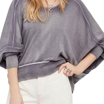 Free People Back It Up Pullover | Nordstrom