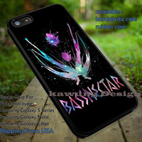 Bassnectar logo, DJ, case/cover for iPhone 4/4s/5/5c/6/6+/6s/6s+ Samsung Galaxy S4/S5/S6/Edge/Edge+ NOTE 3/4/5 #music #bnt ii