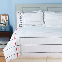 Free Verse Reveries Duvet Cover in Twin