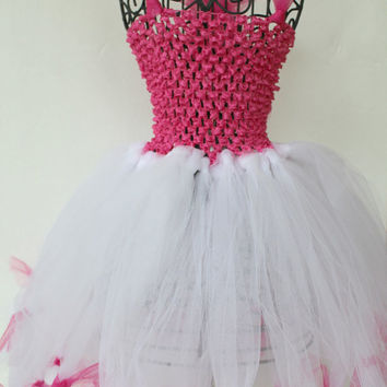 Tutu dress, petti skirt, birthday dress, princess dress, girls tutu, princess tutu dress, photo prop, spring dress, party dress, pagaent