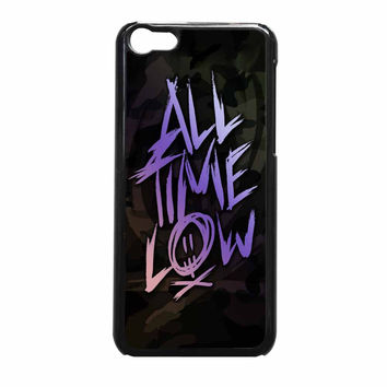 All Time Low Logo Colorfull iPhone 5c Case
