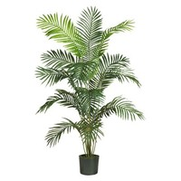 Nearly Natural Art Tree - Palm Green (6 Ft)