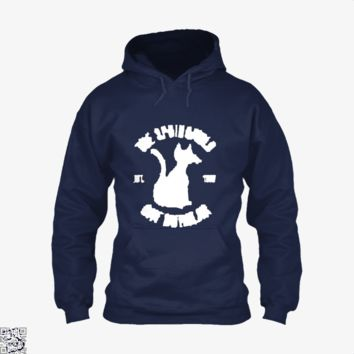 The Springfield Cat Burglar, The Simpsons Hoodie