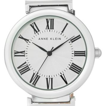 Anne Klein Leather Strap Watch, 38mm | Nordstrom