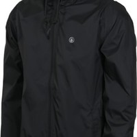 Volcom Ermont Windbreaker - black - Free Shipping