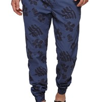 Vans Chevron Jogger Pants - Mens Pants - Blue