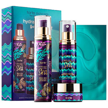 Sephora: tarte : Hydration Vacation Skincare Travel Set : skin-care-sets-travel-value