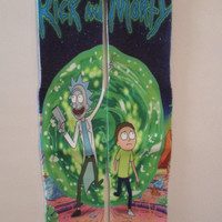 NURD SOX rick and morty