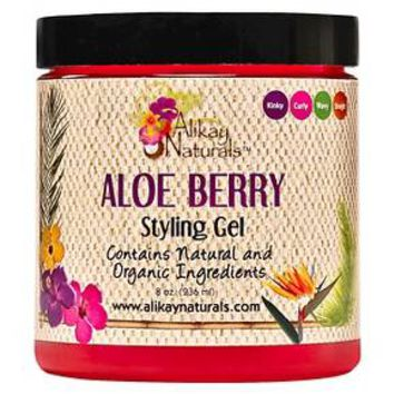 Alikay Aloe Berry Style Gel - 8 oz
