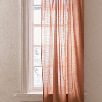 Swiss Dot Curtain | Urban Outfitters