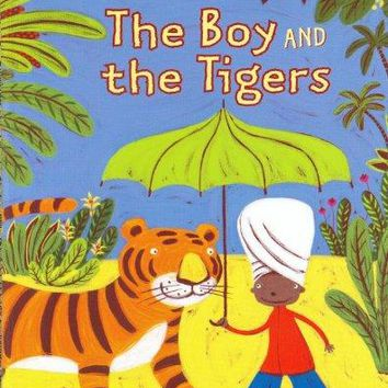 The Boy and the Tigers (Little Golden Books)