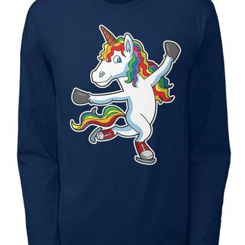 Figure Skating Unicorn Winter Sports