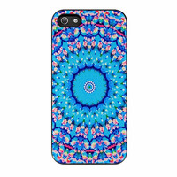 Flowers Sea Pattern iPhone 5 Case