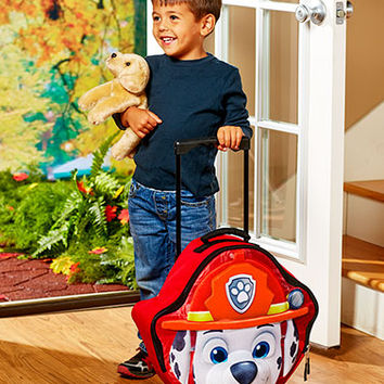 Licensed Kids' Molded Rolling Luggage