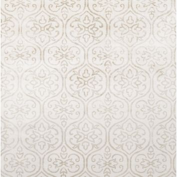 Surya Shibori SHB8012 Neutral/Brown Arts and Crafts Area Rug