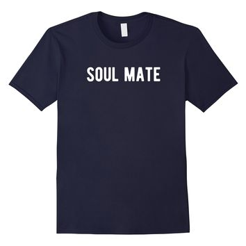 Happy Valentine's Day T-shirt Soul mate