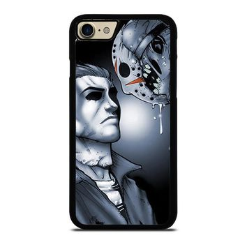 MICHAEL MYERS VS JASON Case for iPhone iPod Samsung Galaxy
