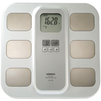 Omron Full-body Sensor Body Composition Monitor With Scale