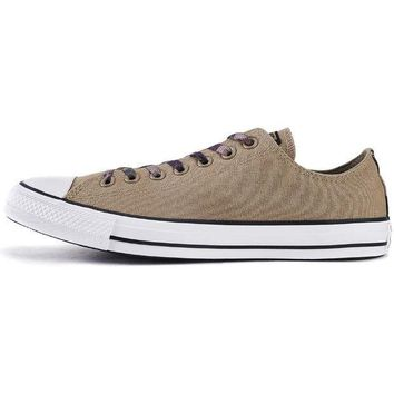 MDIGH3W Converse for Men: Chuck Taylor All Star Ox Sandy Sneakers