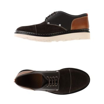 Yuketen Lace-Up Shoes