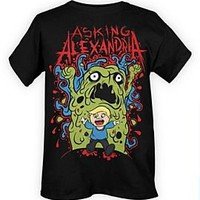 Asking Alexandria Run T-Shirt - 947711