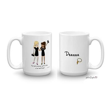 BFF - Pair of Best Accessory Mugs