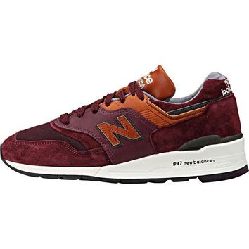 DCCK1IN new balance 997 made in usa connoisseur retro ski purple heather cathay spice