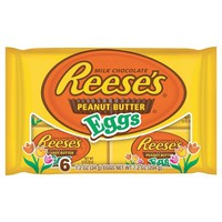Reese's Easter Peanut Butter Eggs 6-Count, 7.2 oz