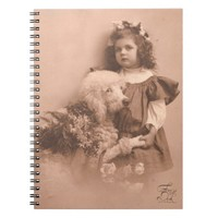 Vintage antique Photo Notebook FromMyDesk