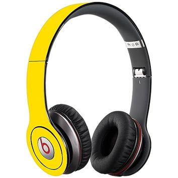 Sunshine Skin for the Beats Solo HD by skinzy.com