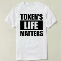Token's Life Matters - South Park